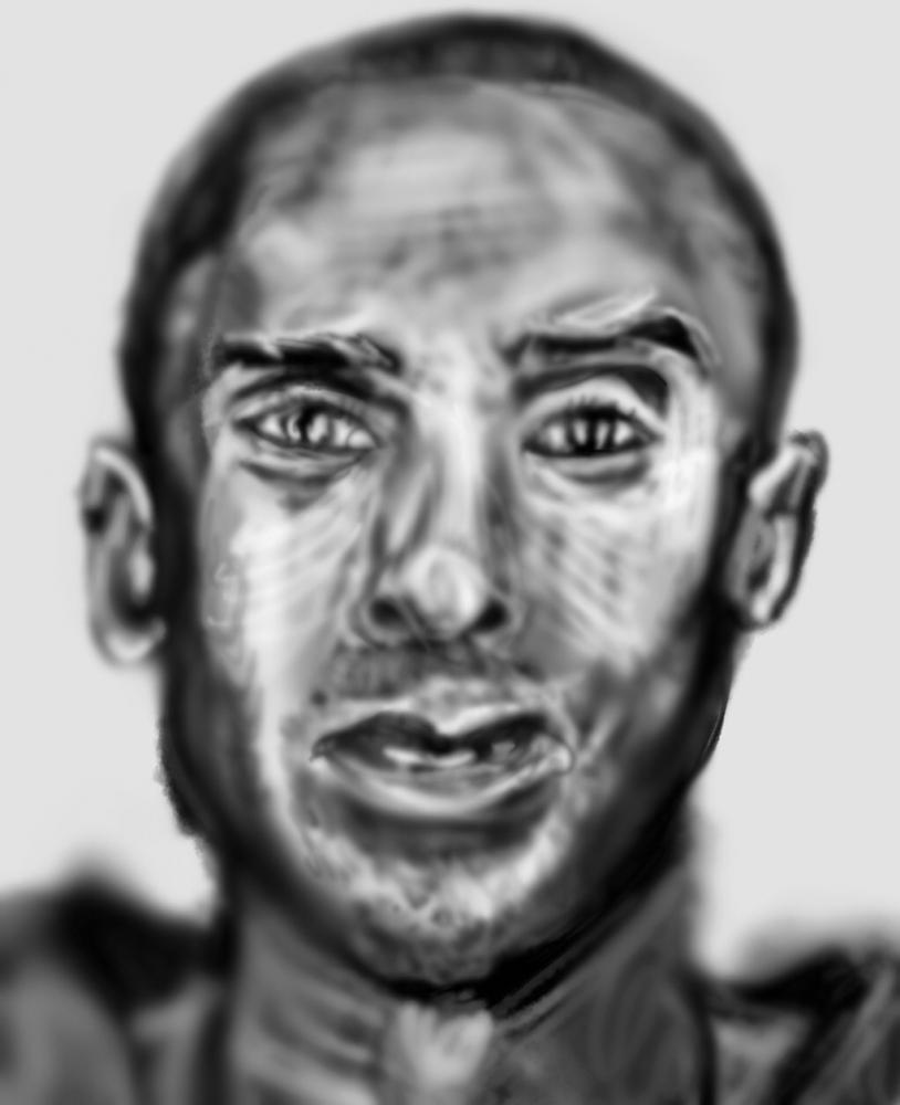 Kobe Bryant par Zilmari